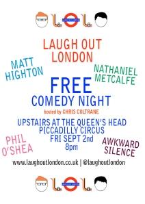 Laugh Out London LIVE!