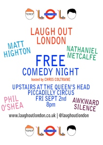 Laugh Out London LIVE!
