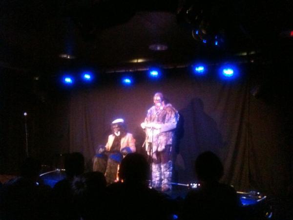 ACMS - Edinburgh Festival Fringe 2012