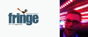 Edinburgh Fringe 2012 diary