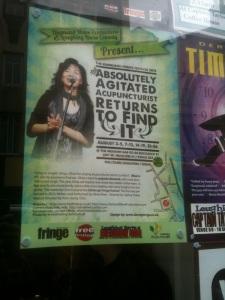 The greatest show at the Edinburgh Festival Fringe 2012