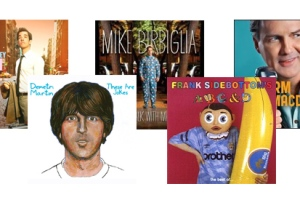 Best comedy albums spotify