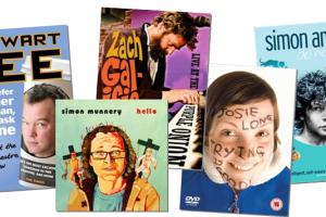 Top comedy DVDs