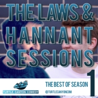 laws hannant sessions comedy podcast