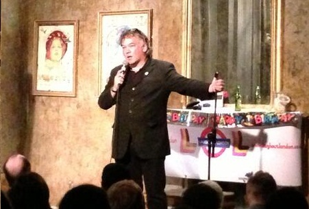 Stewart Lee is coming back to Laugh Out London