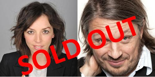 Bridget Christie & Richard Herring