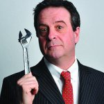 Mark Thomas at the Edinburgh Festival Fringe