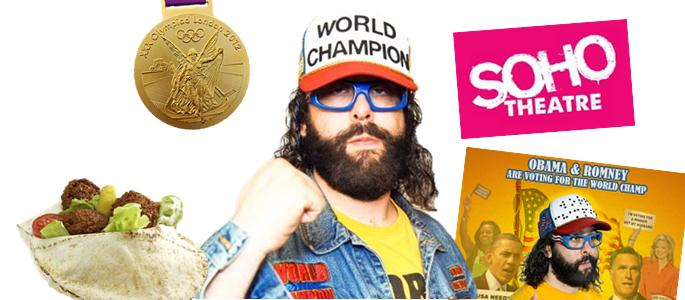 Judah Friedlander The World Champion