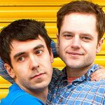 Adam Hess and David Elms