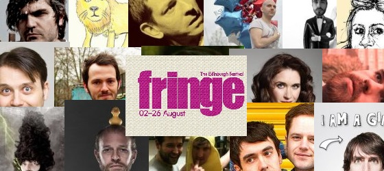 Free comedy at the Edinburgh Fringe 2013
