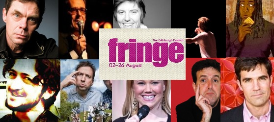 Best North American comedians at the Edinburgh Festival Fringe 2013