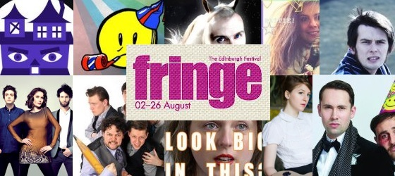 Best sketch and character comedy at the Edinburgh Festival Frgnge 2013