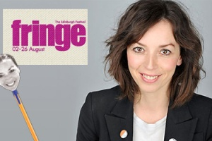 Bridget Christie in A Bic For Her