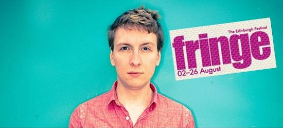 Joe Lycett Edinburgh Festival Fringe Interview