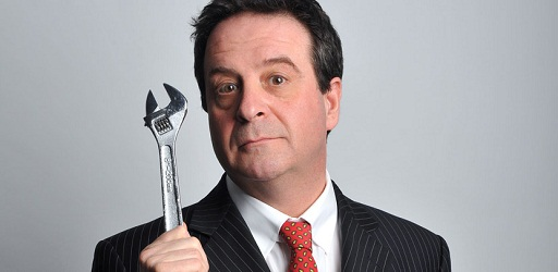 Mark Thomas Edinburgh Festival Fringe Preview