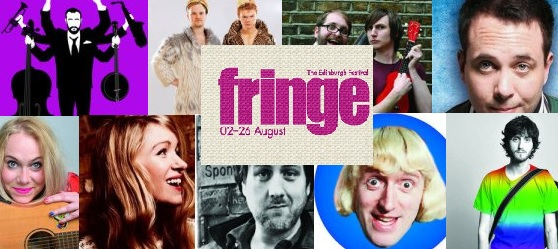 Best Musical Comedy at the Edinburgh Fringe Festival 2013