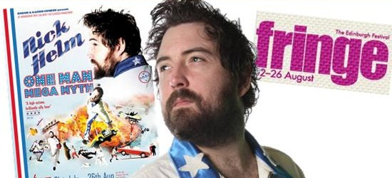 Nick Helm Edinburgh Fringe Festival Interview