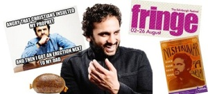 Nish Kumar Edinburgh Festival Fringe