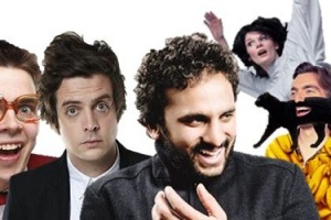Laugh Out London comedy night Camden Head October 4
