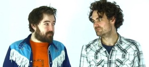 Nick Helm and Paul F Taylor