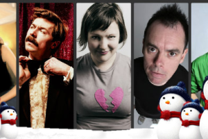 Tonight with Josie Long and Kevin Eldon!
