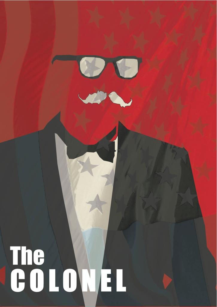 weirdos the colonel