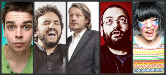 comedy club london islington richard herring january 14