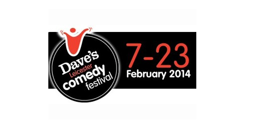 dave leicester comedy festival