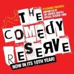 comedy reserve edinburgh fringe