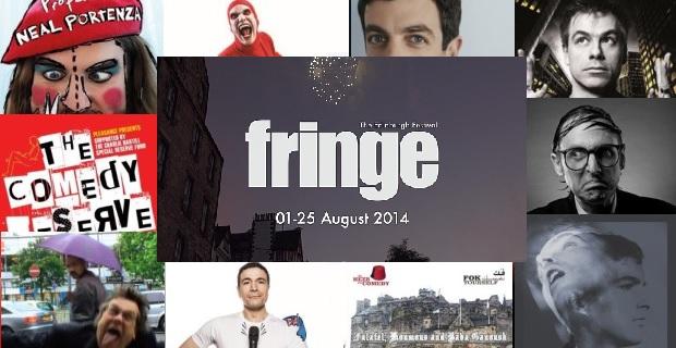 edinburgh fringe 2014 international comedian recommendations