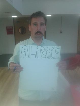 Ali Brice