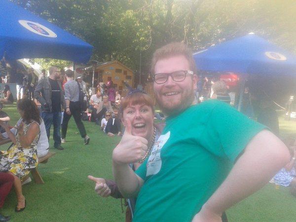 Joz Norris Laugh Out London Edinburgh Fringe 2014