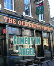 Comedy in Angel