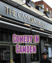 Comedy in Camden