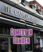 Comedy in Camden
