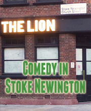 Comedy in Stoke Newington