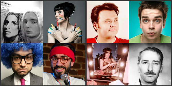 Edinburgh Fringe Comics