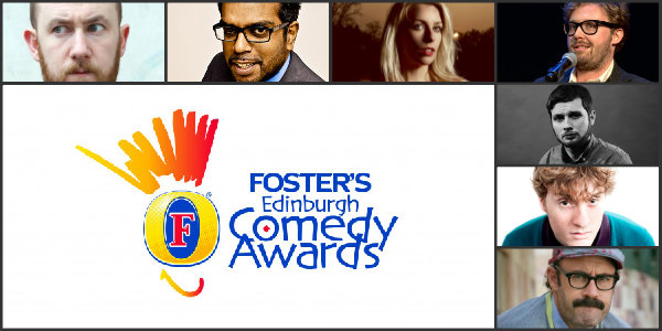 fosters comedy awards nominations edinburgh 2014
