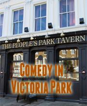 Comedy in Victoria Park