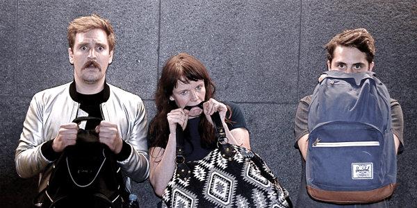 Stars of Computer Boy: Ali Brice, Beth Vyse & Luke McQueen