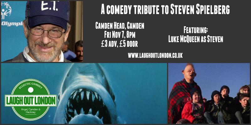 steven-spielberg-comedy-night-camden-london-november