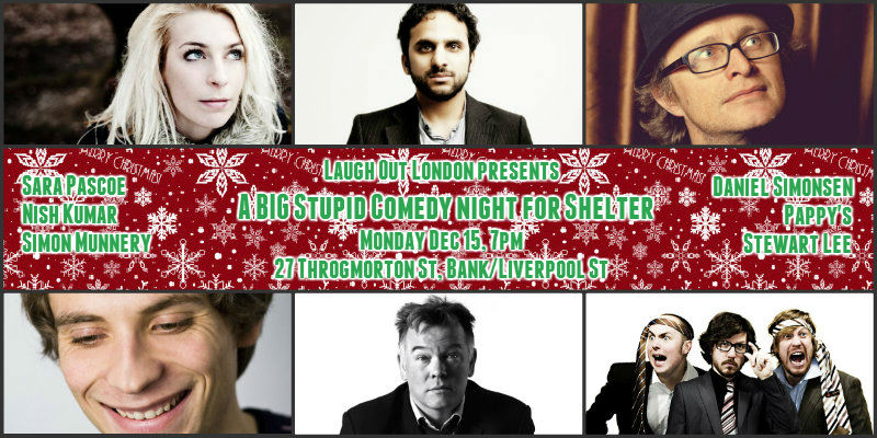 december 15 comedy night