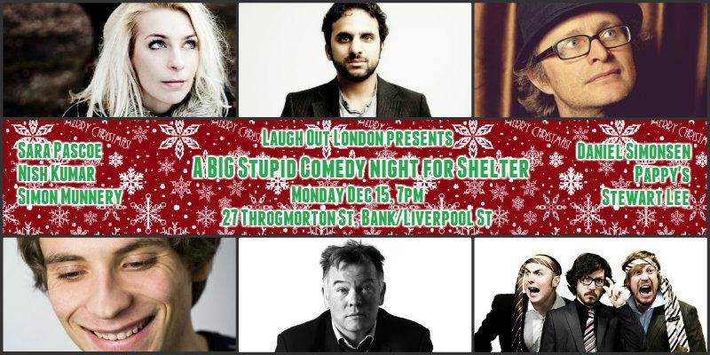 december 15 comedy night