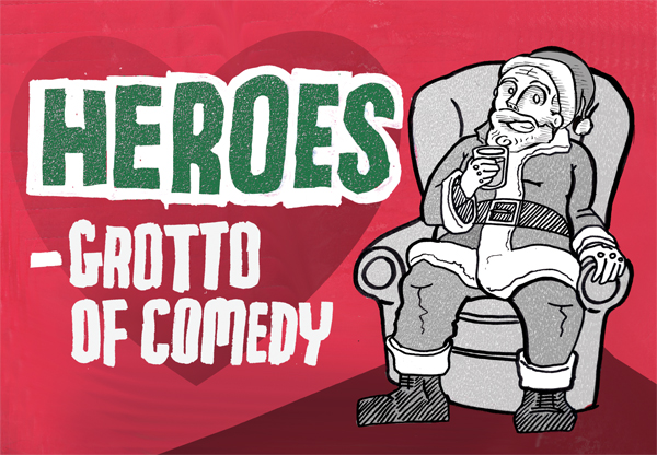 heroes grotto of comedy