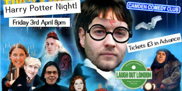 Harry Potter Night slim 3 April