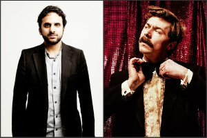 nish kumar mike wozniak edinburgh previews