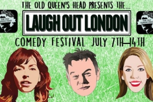 The Laugh Out London Comedy Festival