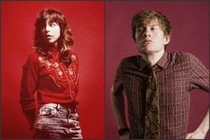 Bridget christie and James Acaster billetto