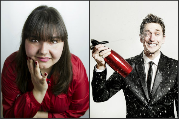 john robins sofie hagen edinburgh previews