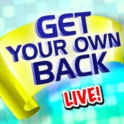 get your own back live edinburgh fringe
